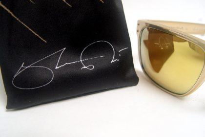 Oakley Shaun White Signature Series Holbrook in 24k