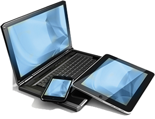 digital-devices laptop, ipad and phone