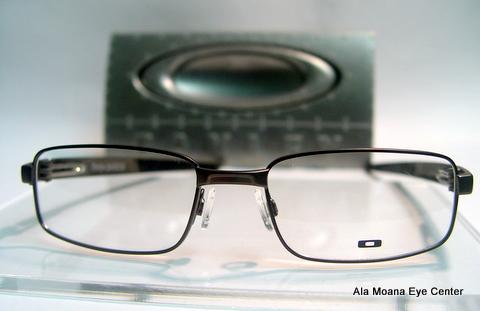 Metal Oakley Eyewear Eyeglasses