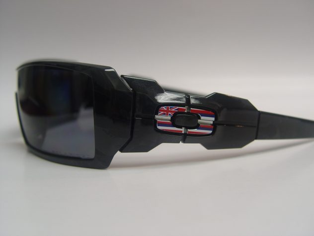 Oakley Oil Rig with Hawaii Icon