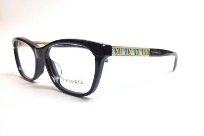 Black Tiffany Eyeglasses
