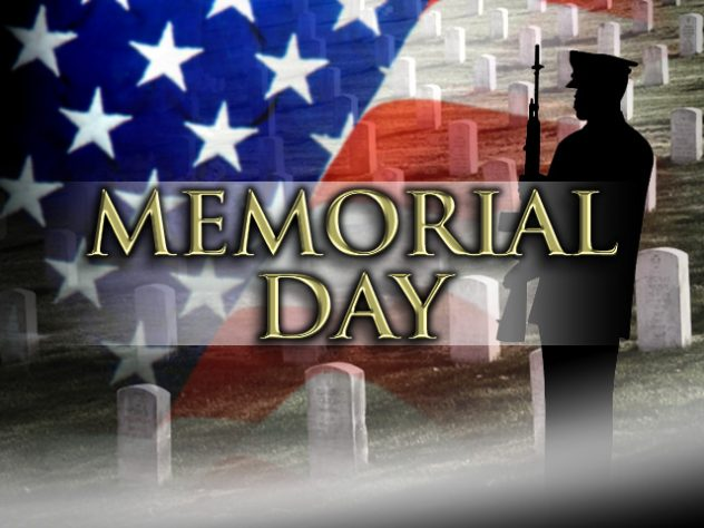 Memorial Day Soldier