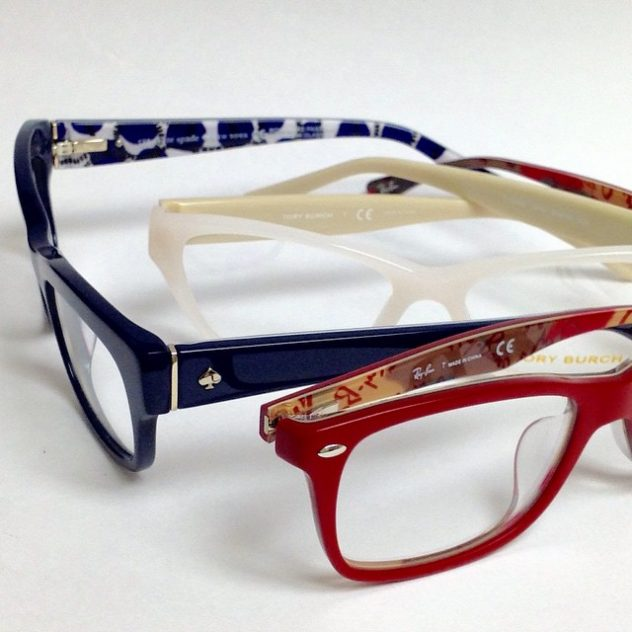 Red, White and Blue Eyeglasses